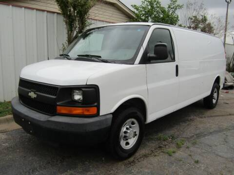 2010 Chevrolet Express Cargo for sale at Dealer One Auto Credit in Oklahoma City OK