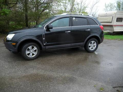 2008 Saturn Vue for sale at J & S Motors in Chardon OH