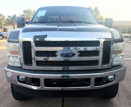 2008 Ford F-350 Super Duty for sale at Car Ex Auto Sales in Houston TX