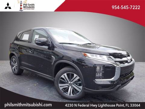 2021 Mitsubishi Outlander Sport for sale at PHIL SMITH AUTOMOTIVE GROUP - Phil Smith Kia in Lighthouse Point FL