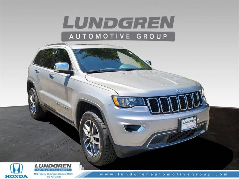2018 Jeep Grand Cherokee for sale in Greenfield, MA