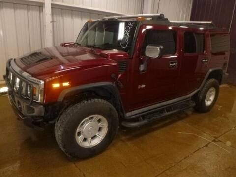2003 HUMMER H2 for sale at East Coast Auto Source Inc. in Bedford VA
