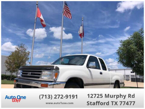 1997 Toyota T100 for sale at Auto One USA in Stafford TX