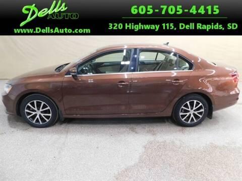 2017 Volkswagen Jetta for sale at Dells Auto in Dell Rapids SD