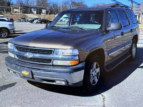 2004 Chevrolet Tahoe for sale at Global Pre-Owned in Fayetteville GA