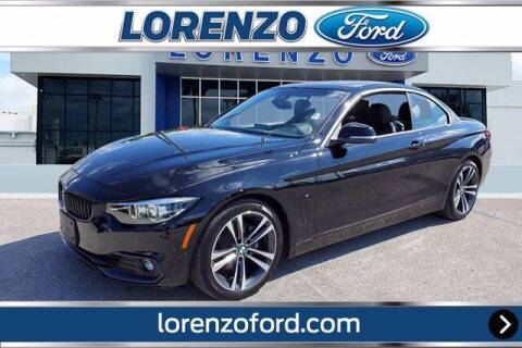 2020 BMW 4 Series for sale at Lorenzo Ford in Homestead FL