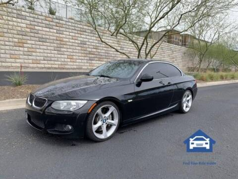 2011 BMW 3 Series for sale at Autos by Jeff Tempe in Tempe AZ