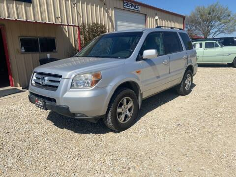 2008 Honda Pilot for sale at Gtownautos.com in Gainesville TX