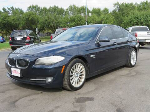2011 BMW 5 Series for sale at Low Cost Cars North in Whitehall OH