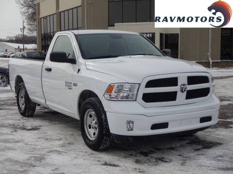 2019 RAM Ram Pickup 1500 Classic for sale at RAVMOTORS 2 in Crystal MN