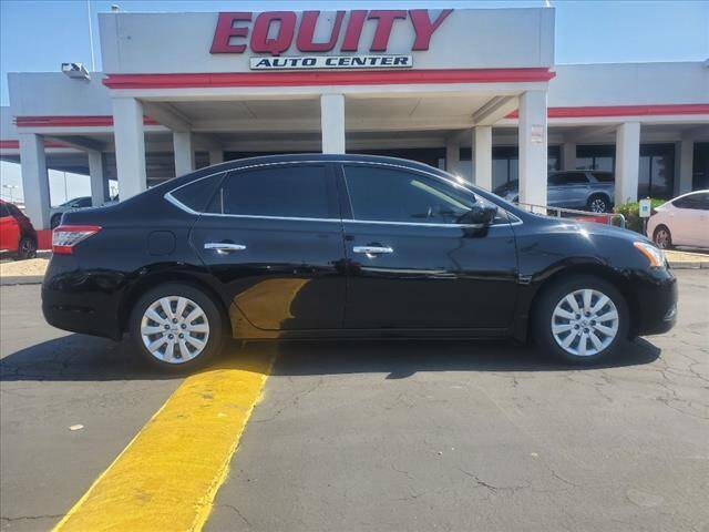2015 Nissan Sentra for sale at EQUITY AUTO CENTER in Phoenix AZ