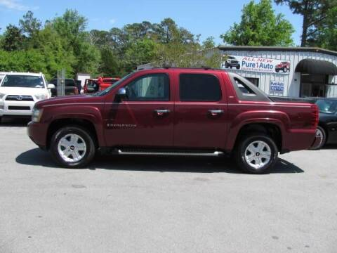 2008 Chevrolet Avalanche for sale at Pure 1 Auto in New Bern NC