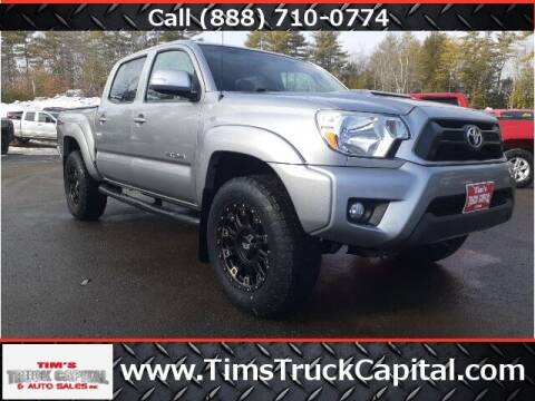 2014 Toyota Tacoma for sale at TTC AUTO OUTLET/TIM'S TRUCK CAPITAL & AUTO SALES INC ANNEX in Epsom NH