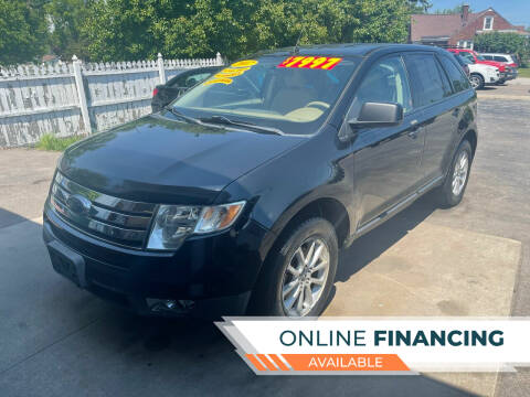 2007 Ford Edge for sale at Excel Auto Sales LLC in Kawkawlin MI