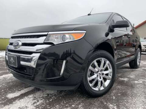 2013 Ford Edge for sale at LUXURY IMPORTS in Hermantown MN
