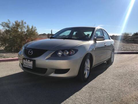2004 Mazda MAZDA3 for sale at Boktor Motors in Las Vegas NV