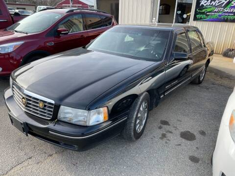 1999 Cadillac DeVille for sale at Randys Auto Sales in Gardner MA