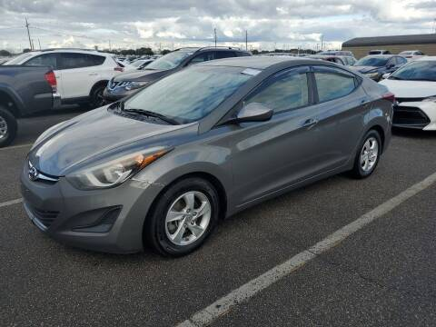 2014 Hyundai Elantra for sale at GP Auto Connection Group in Haines City FL