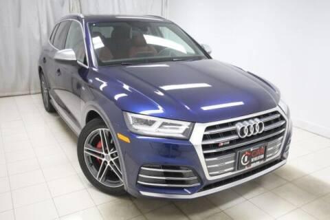 2018 Audi SQ5 for sale at EMG AUTO SALES in Avenel NJ