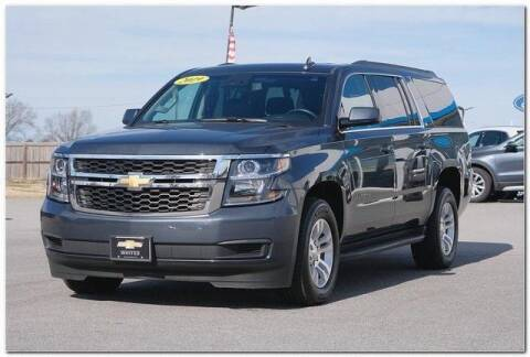 2019 Chevrolet Suburban for sale at WHITE MOTORS INC in Roanoke Rapids NC