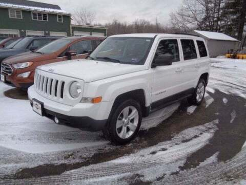 2011 Jeep Patriot for sale at SCHURMAN MOTOR COMPANY in Lancaster NH
