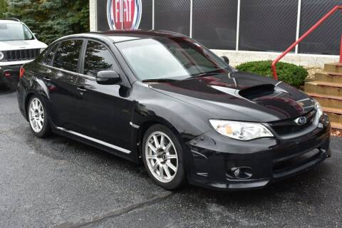 2014 Subaru Impreza for sale at Alfa Romeo & Fiat of Strongsville in Strongsville OH