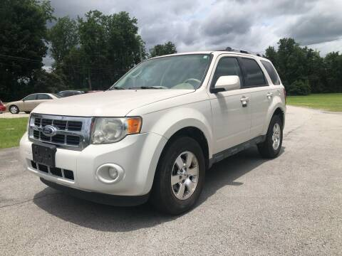 2012 Ford Escape for sale at IH Auto Sales in Jacksonville NC
