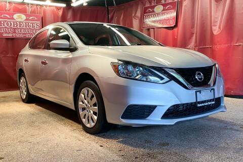 2016 Nissan Sentra for sale at Roberts Auto Services in Latham NY