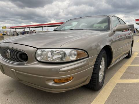 2002 Buick LeSabre for sale at Great Lakes Auto Import in Holland MI