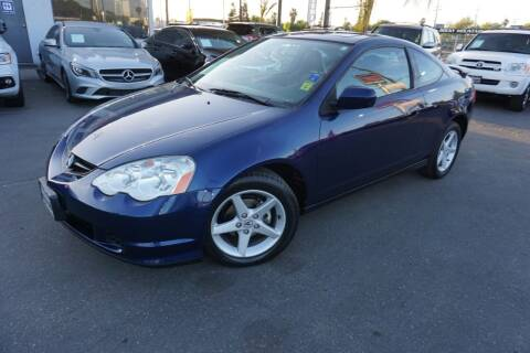 2004 Acura RSX for sale at Industry Motors in Sacramento CA
