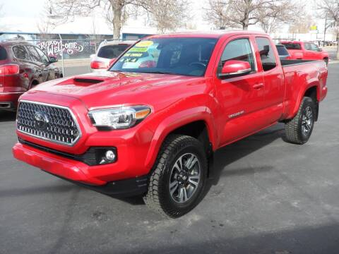 2019 Toyota Tacoma for sale at T & S Auto Brokers in Colorado Springs CO