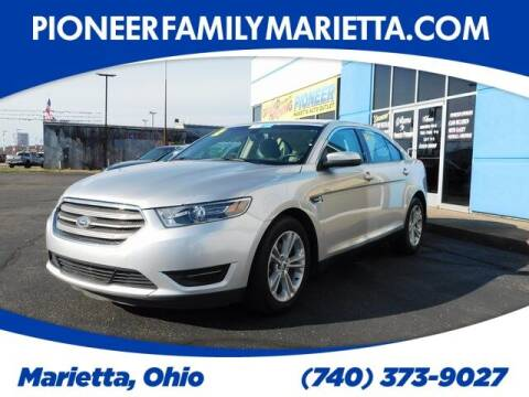 2018 Ford Taurus for sale at Pioneer Family preowned autos in Williamstown WV