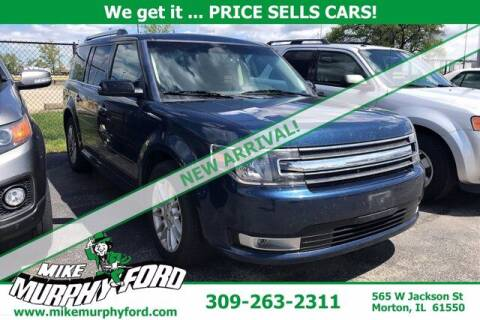 2017 Ford Flex for sale at Mike Murphy Ford in Morton IL