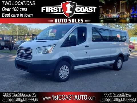 2019 Ford Transit Passenger for sale at 1st Coast Auto -Cassat Avenue in Jacksonville FL