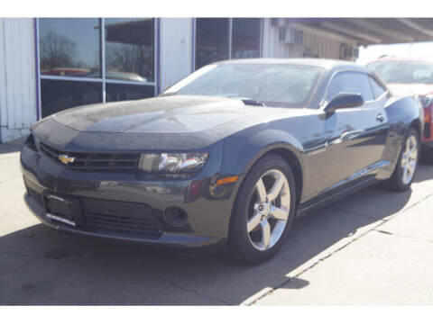 2014 Chevrolet Camaro for sale at Watson Auto Group in Fort Worth TX