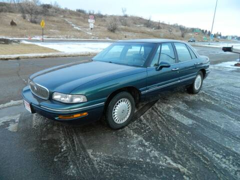 1997 Buick LeSabre for sale at Dick Nelson Sales & Leasing in Valley City ND