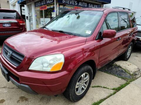 2005 Honda Pilot for sale at Steve's Auto Sales in Madison WI