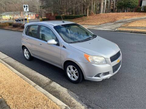 2010 Chevrolet Aveo for sale at Two Brothers Auto Sales in Loganville GA