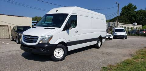 2015 Freightliner Sprinter Cargo for sale at D&C Motor Company LLC in Merriam KS