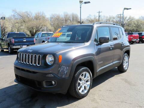 2018 Jeep Renegade for sale at Low Cost Cars North in Whitehall OH