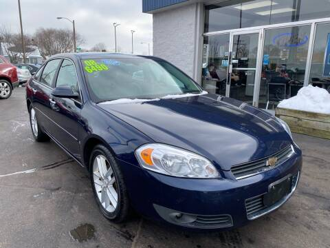 2008 Chevrolet Impala for sale at Streff Auto Group in Milwaukee WI