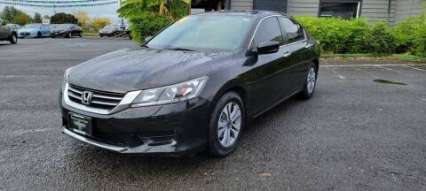 2014 Honda Accord for sale at Persian Motors in Cornelius OR