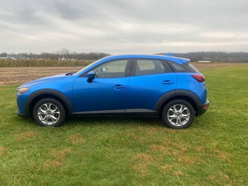 2016 Mazda CX-3 for sale at Wendell Greene Motors Inc in Hamilton OH