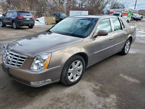 2006 Cadillac DTS for sale at JDL Automotive and Detailing in Plymouth WI