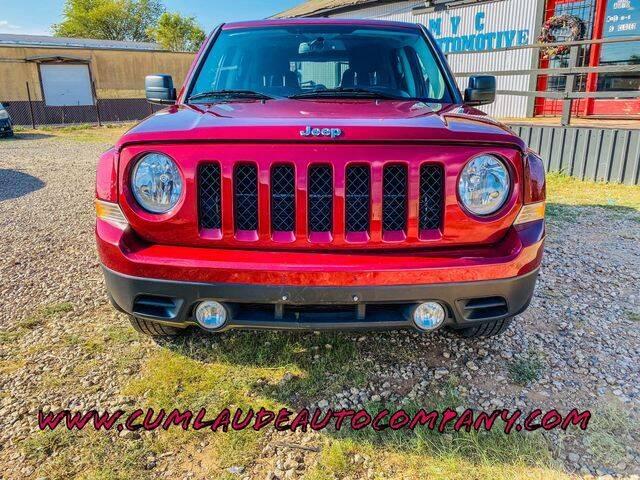 2014 Jeep Patriot for sale at MAGNA CUM LAUDE AUTO COMPANY in Lubbock TX