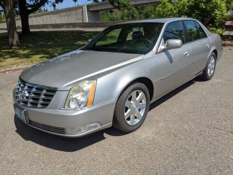 2007 Cadillac DTS for sale at EXECUTIVE AUTOSPORT in Portland OR