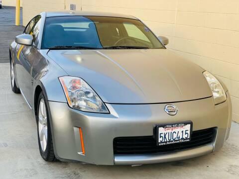 2003 Nissan 350Z for sale at Auto Zoom 916 in Rancho Cordova CA