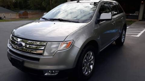 2008 Ford Edge for sale at Happy Days Auto Sales in Piedmont SC