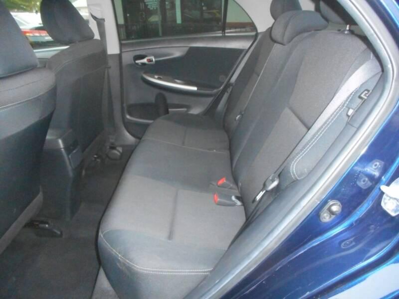 2013 Toyota Corolla S 4dr Sedan 4A - Roseville CA