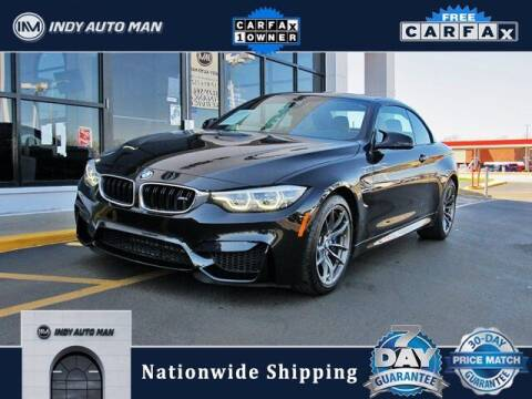 2018 BMW M4 for sale at INDY AUTO MAN in Indianapolis IN